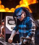 Skrillex performs at XS Las Vegas 3 Year Anniversary Party