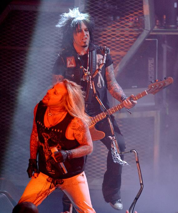Mötley Crüe closes The Joint at Hard Rock Hotel & Casino