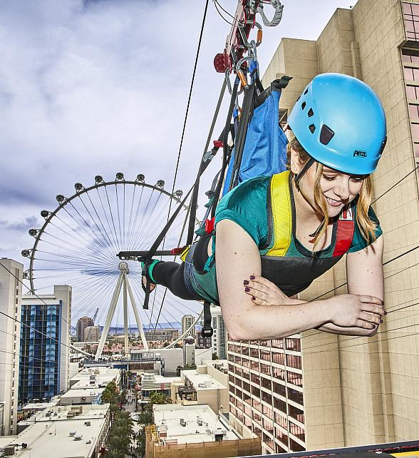 Las Vegas Families To Receive Summer Special at FLY LINQ Through Labor Day