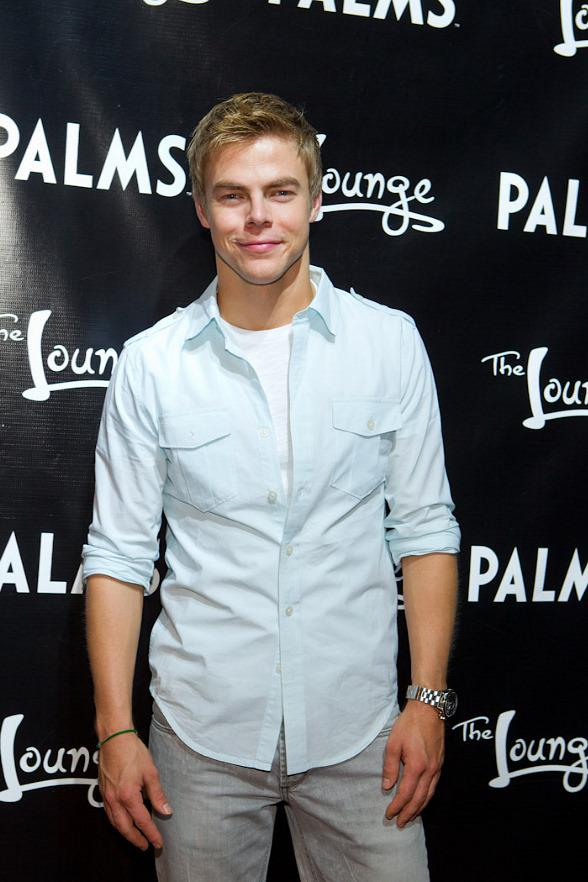 """Three-time """"Dancing With The Stars"""" champion Derek Hough"""