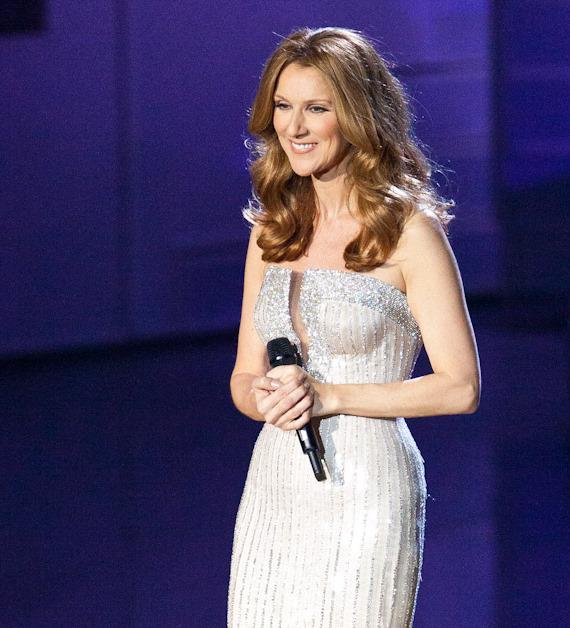 Celine Dion returns to the Colosseum at Caesars Palace in Las Vegas