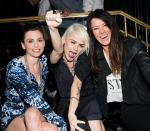 Jeanine Heller, Taryn Manning and Brittany Brower at Body English in Hard Rock Hotel Las Vegas