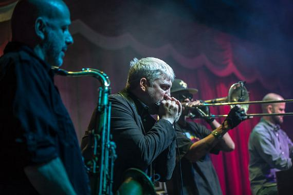 Galactic Performs at Brooklyn Bowl Las Vegas