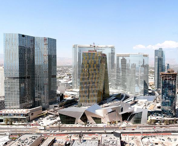 Brought to life by eight world renowned architects, CityCenter opens on the Las Vegas Strip Dec. 16 and will debut a new generation of Las Vegas resort experiences.