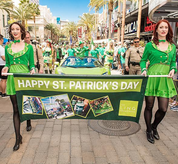 Popular O'Sheas BLOQ Party to Return St. Patrick's Day Weekend at The LINQ in Las Vegas