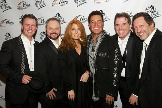 Ted Keegan, Randal Keith, Kelly Clinton Holmes, Clint Holmes, Bruce Ewing and Joey Singer