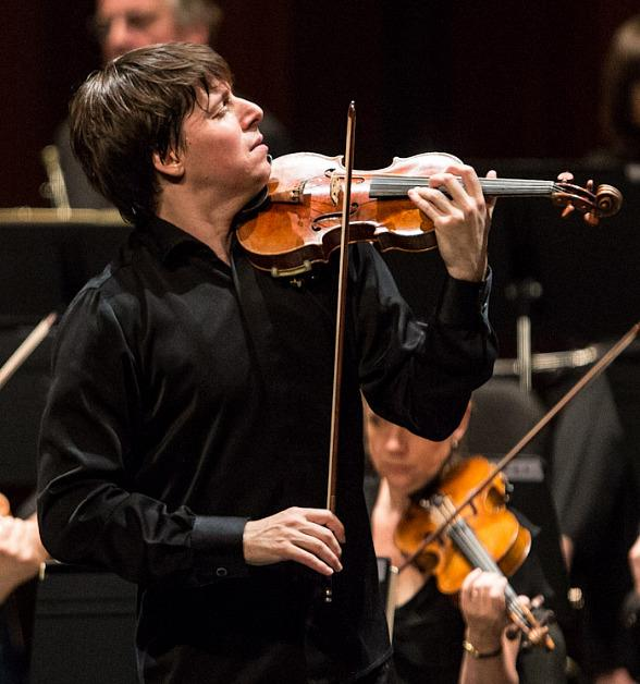 Academy of St. Martin in The Fields with Joshua Bell Performs at The Smith Center For The Performing Arts