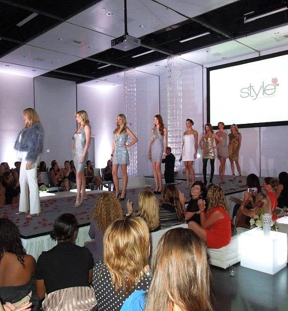 """Style With A Cause Partners with """"Project Runway"""" Fashion Designers for Second Annual Event in Las Vegas Feb. 28"""