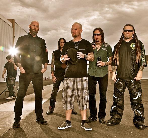 Five Finger Death Punch to Perform at The Joint March 23
