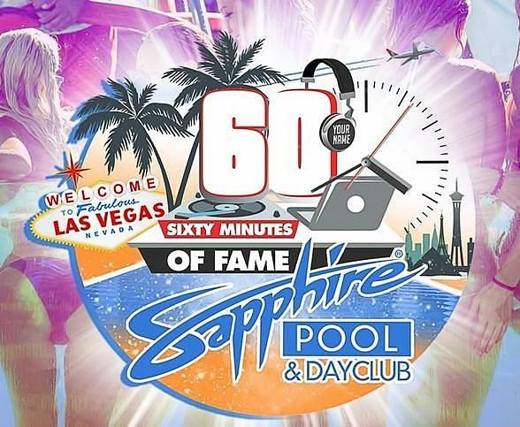 60 Minutes of Fame Party Package