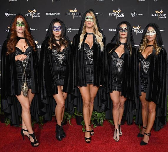 The grand opening of Intrigue nightclub at Wynn Las Vegas on April 29, 2016 in Las Vegas, Nevada. (Photo by Denise Truscello/Getty Images for Wynn Las Vegas)