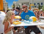 Kendra Wilkinson-Baskett and Hank Baskett celebrated her birthday in Las Vegas with two parties at Venus Pool Club and Pure Nightclub at Caesars Palace