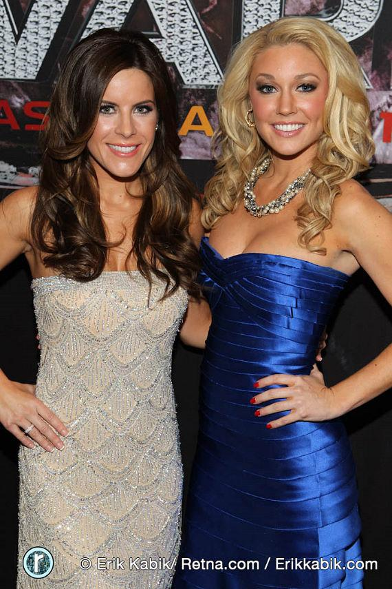 Lindsey Roeper and Kelly Carrington