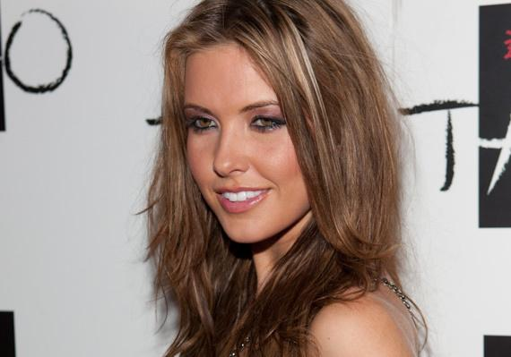 "Audrina Patridge of ""The Hills"" at TAO in The Venetian"