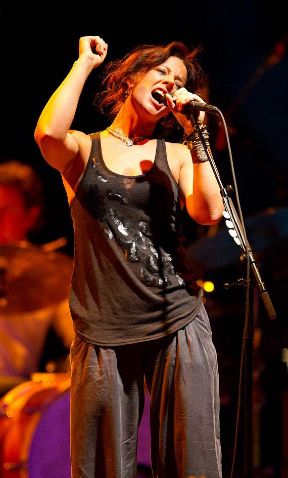 Sarah McLachlan at Lilith Fair 2010