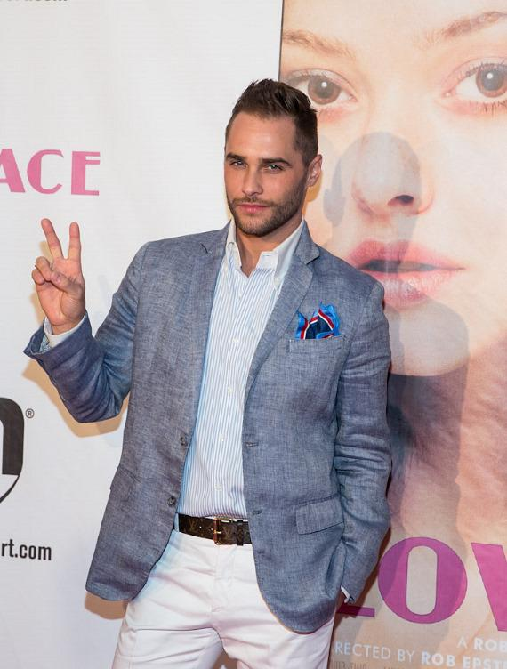 "Peepshow star Josh Strickland at ""Lovelace"" Premiere in Planet Hollywood Las Vegas"