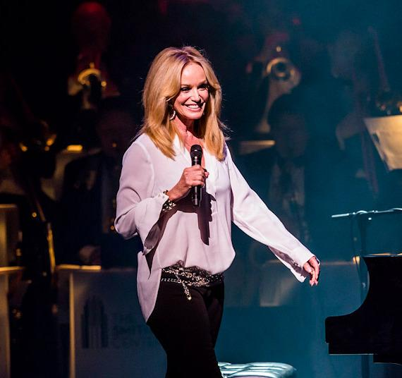 Susan Anton at The Nevada Sesquicentennial All-Star Concert