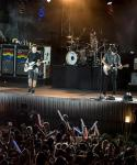blink-182 Performs at Boulevard Pool at The Cosmopolitan of Las Vegas