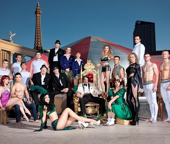 Absinthe Signs Multi-Year Extension Deal at Caesars Palace in Las Vegas