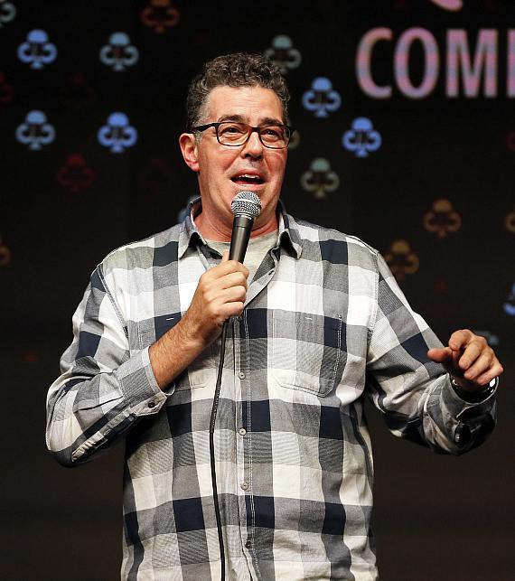 Adam Carolla surprise set at Jimmy Kimmel's Comedy Club