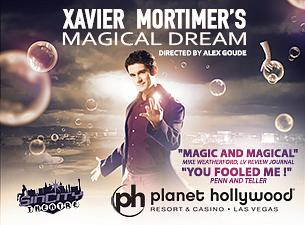 """Xavier Mortimer's Magical Dream"" Astounds Audiences at ..."