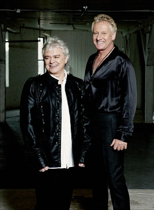 """""""Even the Nights are Better"""" with Air Supply at The Orleans Showroom Memorial Day Weekend, May 24-26"""