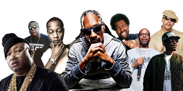 """""""Snoop Dogg's Turkey Jam"""", Featuring E-40, DJ Quik, Warren G and More, Comes to Orleans Arena Nov. 24"""