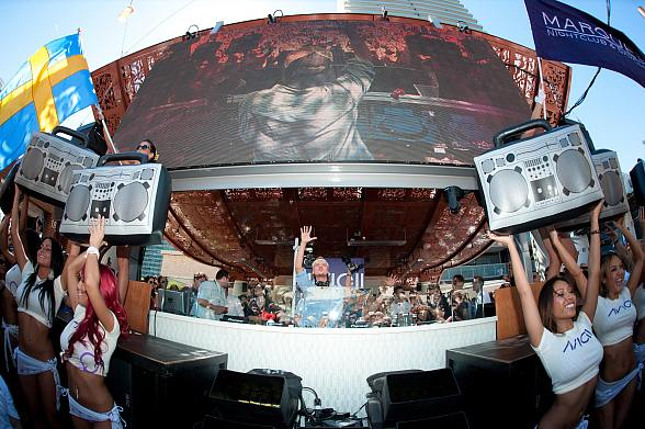 """Insomniac and Marquee Dayclub at The Cosmopolitan of Las Vegas Announce Return of """"Wet Wonderland"""""""
