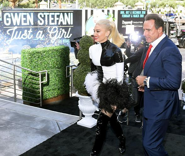 Gwen Stefani Fans Celebrate New Las Vegas Residency, Welcome Pop Icon with Elaborate Event at Planet Hollywood Resort & Casino