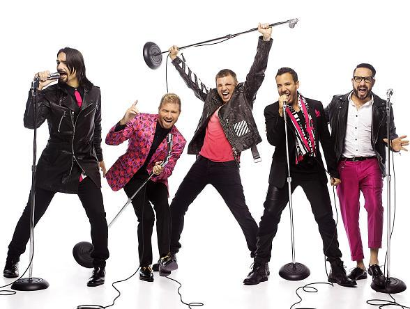"Backstreet Boys Announce Headlining Residency ""Backstreet Boys: Larger Than Life"" at Planet Hollywood Resort & Casino"