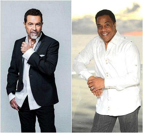 """""""Soundtrack: Your Songs. Our Stories. the Show."""" Stars Clint Holmes and Earl Turner Give Back to the """"Soundtrack"""" of Las Vegas Schools"""