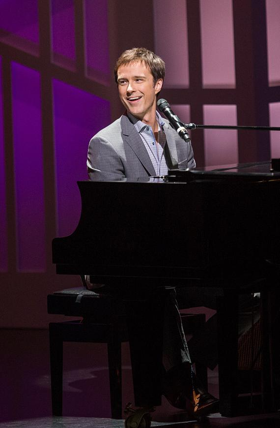 Broadway star Michael Cavanaugh performs at second annual Heart of Education Awards, April 29, 2017
