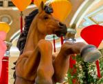 The Venetian and The Palazzo Usher in the Year of the Horse