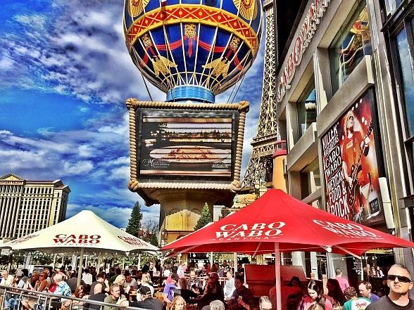 Cabo Wabo Cantina in Las Vegas Gets Boozy for National Rum Day August 16