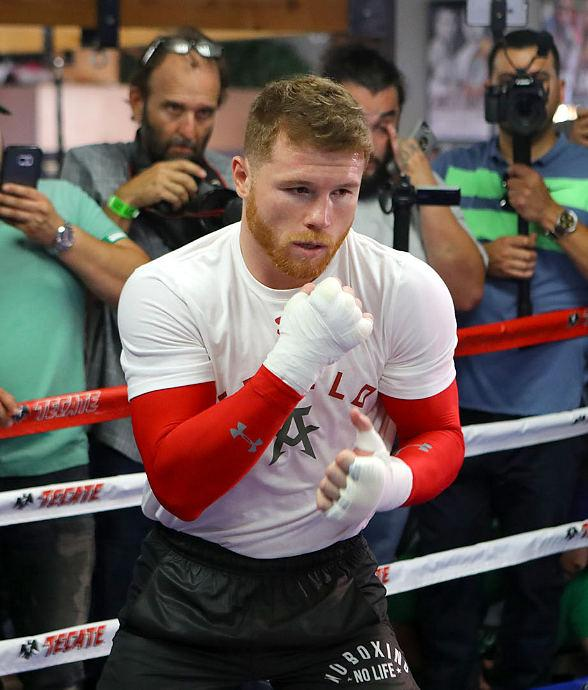 Canelo to Become Youngest A-Side Fighter in History to Draw One Million Pay-Per-View Buys