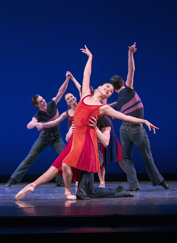"""Nevada Ballet Theatre Presents """"Ballet & Broadway"""" a Dazzling Season Finale with the Best of Ballet May 5-6"""