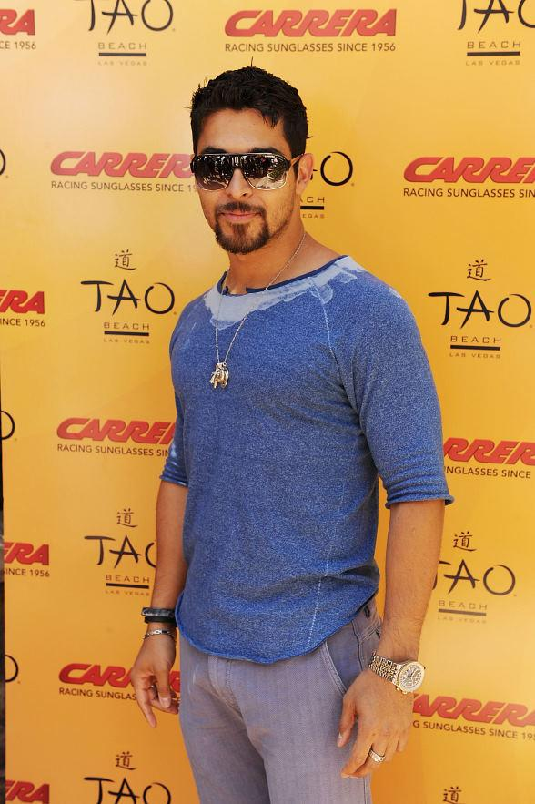 Carrera Escape at TAO Beach hosted by Wilmer Valderrama