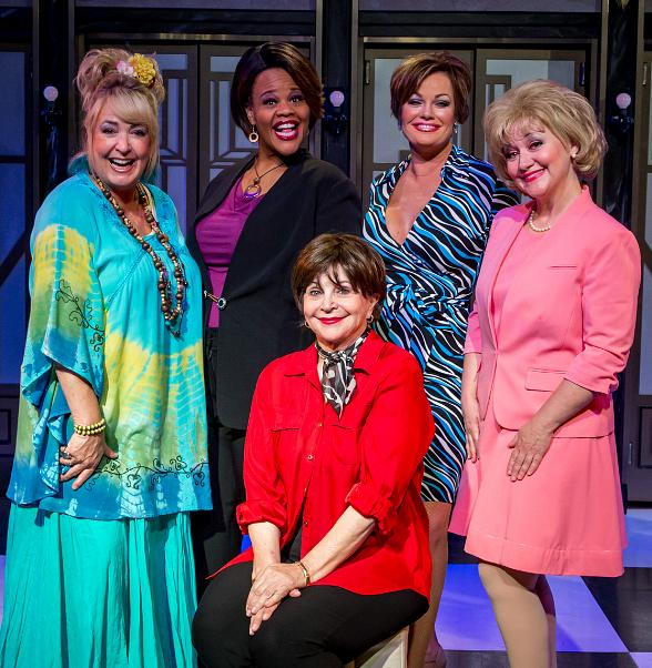"""""""Menopause The Musical"""" Celebrates 11 Years in Las Vegas with the Return of Guest Star Cindy Williams at Harrah's Las Vegas March 6-May 29"""