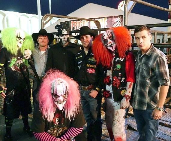 PBR kicks off Halloween Weekend at Fright Dome