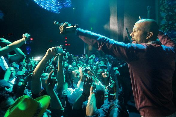 Hip-Hop Artist and Actor Common Hosts Vanity's First Anniversary Celebration