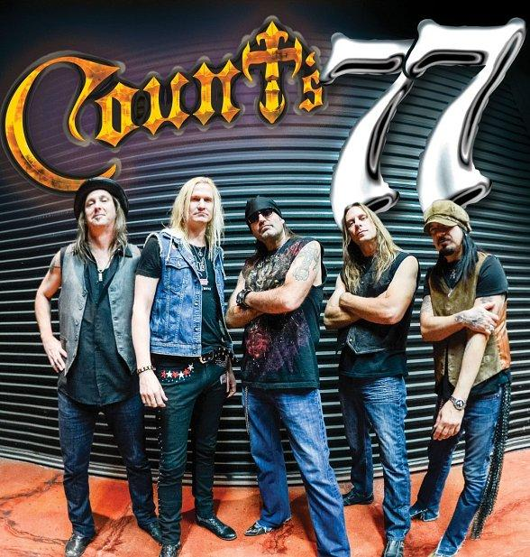 "Count's 77 Featuring Danny ""Count"" Koker of History's Hit TV Series ""Counting Cars"" to Release Debut Album with Shrapnel Records April 29"
