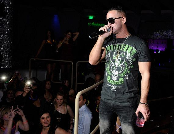 """Mike """"The Situation"""" Sorrentino at RPM Nightclub"""