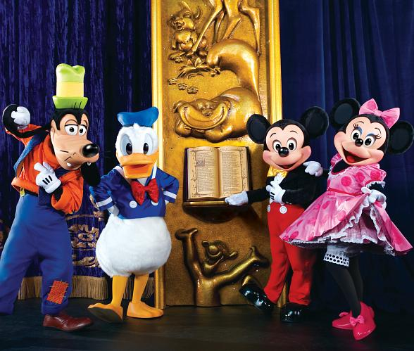 """Disney Live! presents """"Three Classic Fairytales"""" at the Orleans Arena"""