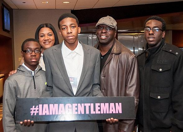 Project Gentlemen Las Vegas to Give Graduating High School Students the Chance to 'Dress to Impress'