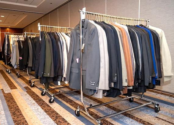 Working with Westgate Las Vegas Resort & Casino, local businessmen and companies, along with supporters from across the country, will provide graduation attire