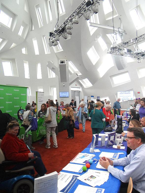 "Cleveland Clinic Nevada's Third Annual ""Spring Into Health Fare"" Attracts Over 300 Vegas Locals"