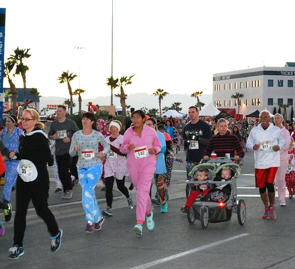Las Vegas Chapter of Speedway Children's Charities to host PJ 5K Run & 1-Mile Walk at LVMS