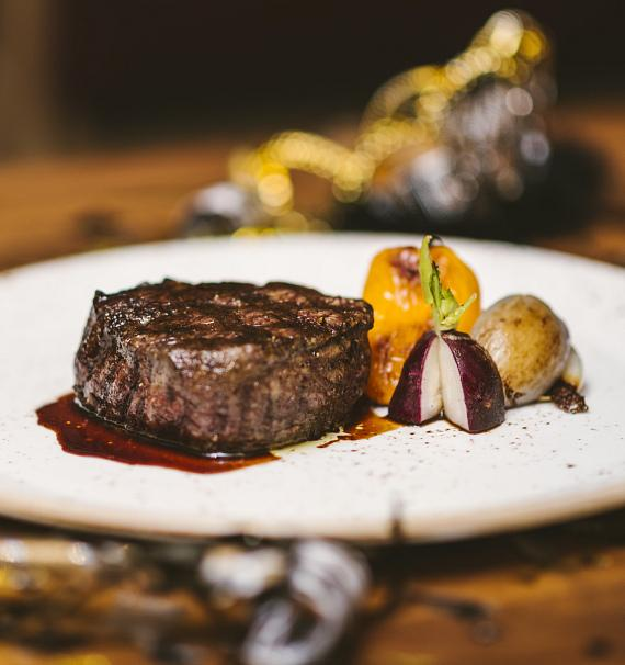 New Year's Eve Gala Dinner and New Year's Day Brunch at Herringbone Las Vegas