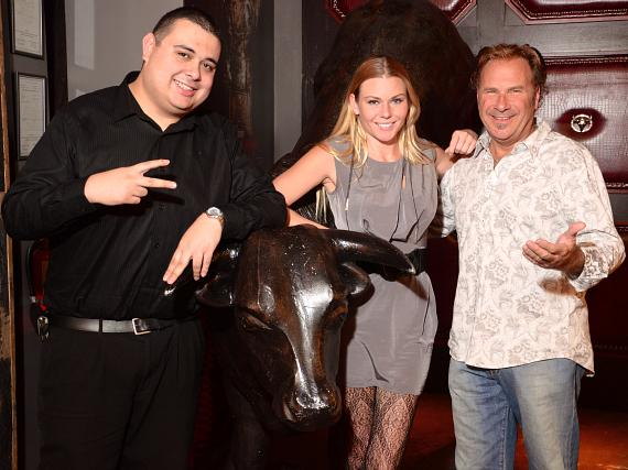 Comedian Russ T. Nailz Goes 'On Air with Robert & CC' at PBR Rock Bar