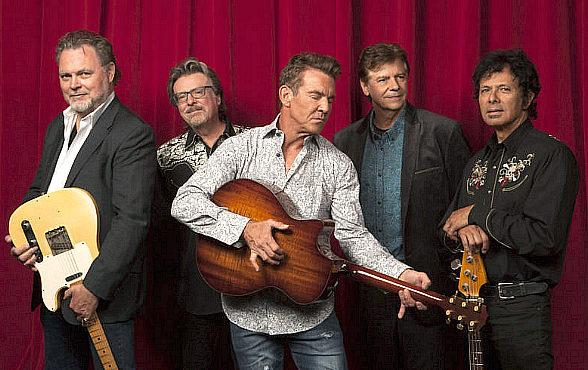 Dennis Quaid & The Sharks To Perform Live at The Barbershop Cuts & Cocktails May 11